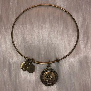 """Alex and Ani """"St. Anthony"""" bracelet"""